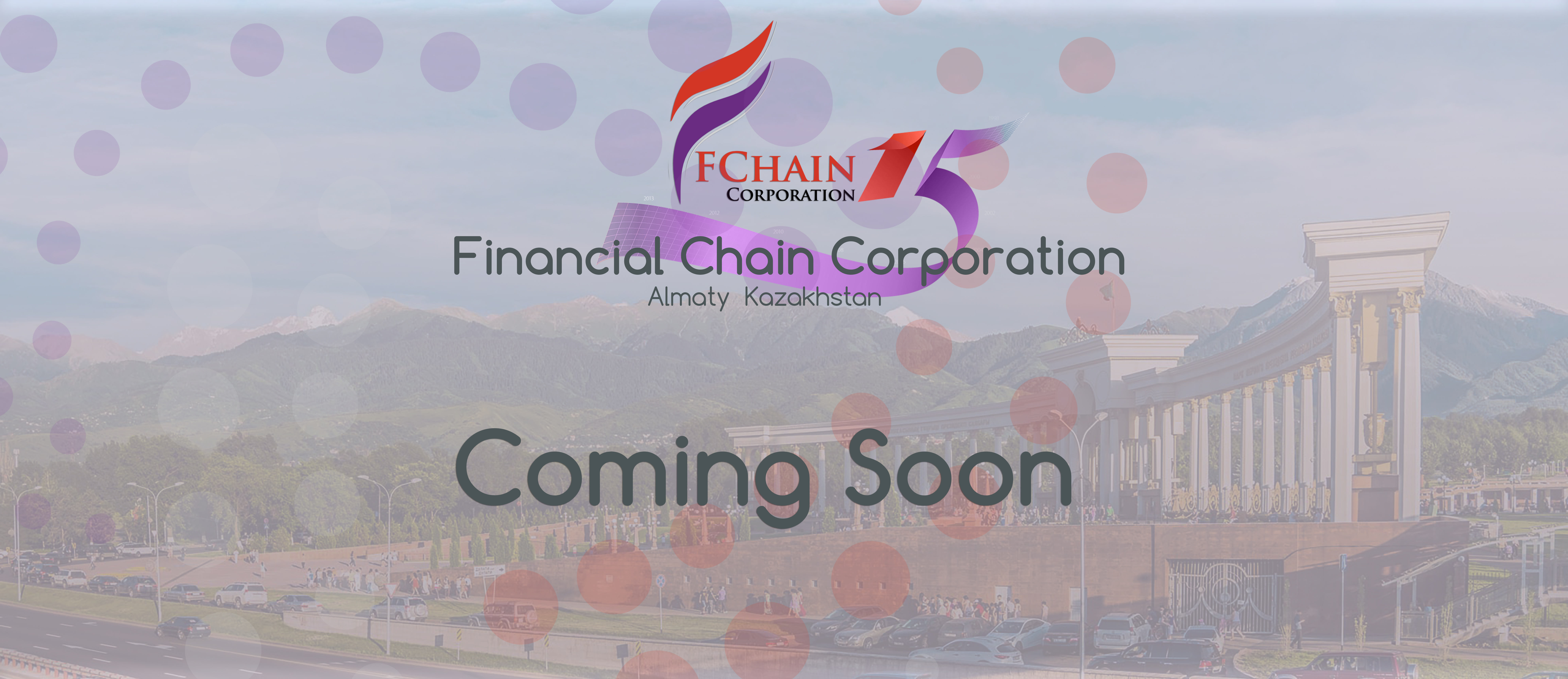 Opening FChain Office in Almaty