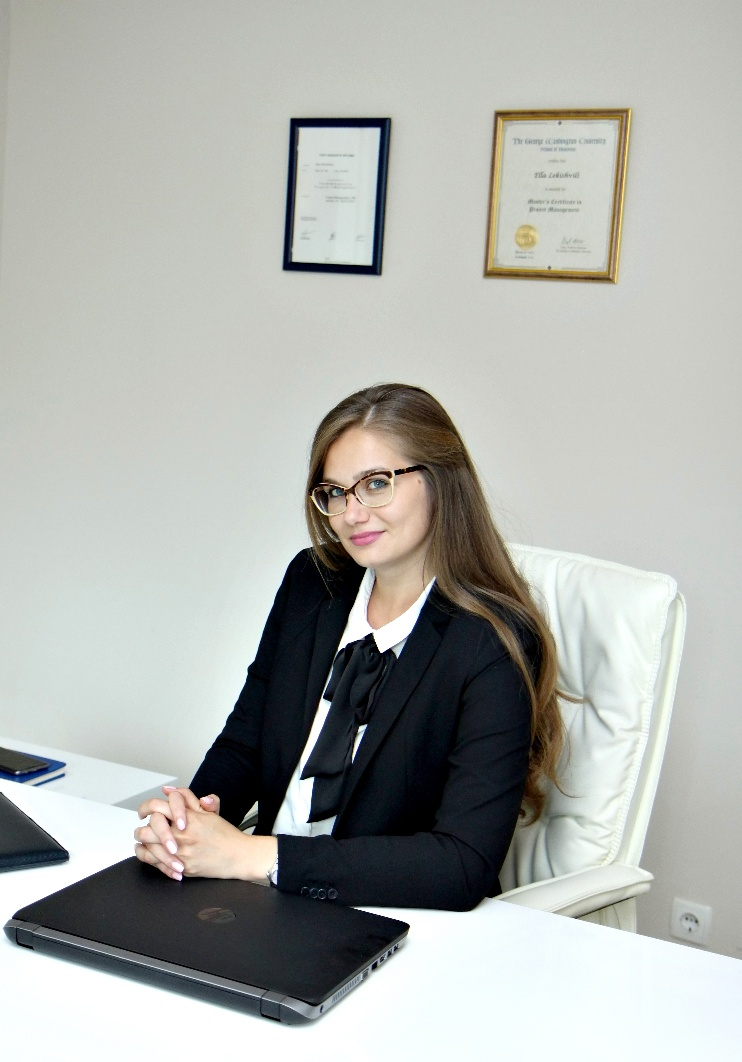 Interview with Ella Lekishvili, Country Manager of Georgia branch