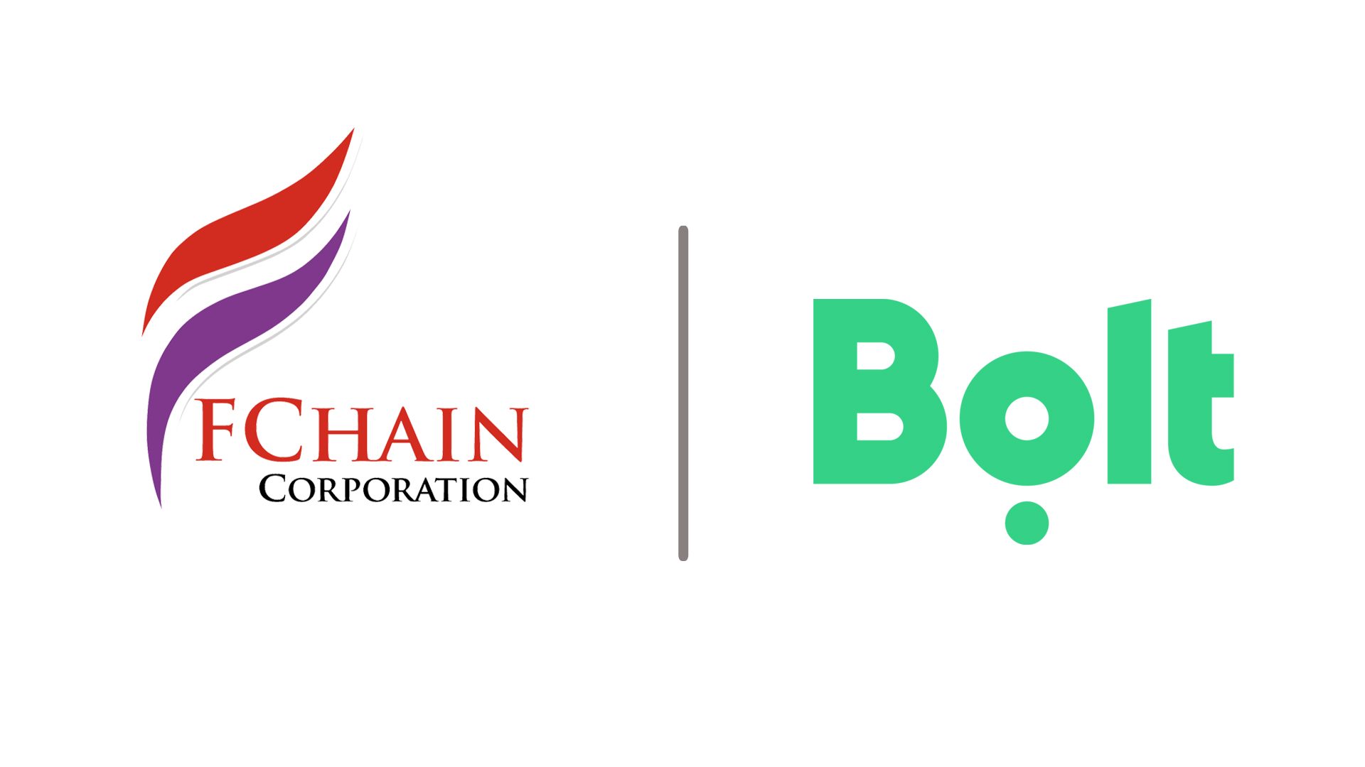 FCHAIN has started cooperation with Bolt