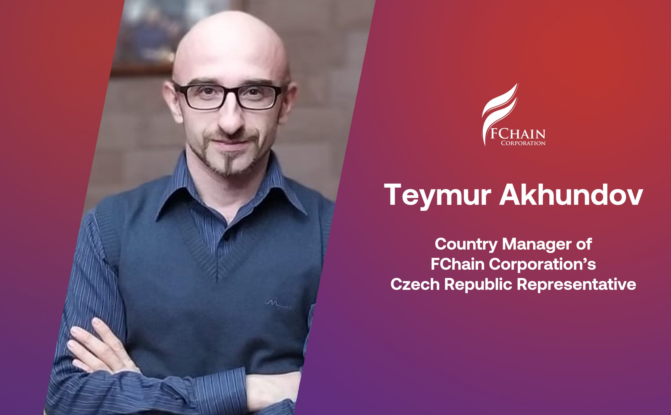 FCHAIN welcomes new employee appointment in Czech Republic